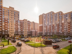 Жилой район Москва А101